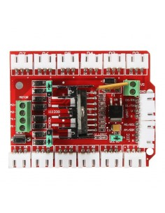 L298N DC Stepper Motor Driver Shield