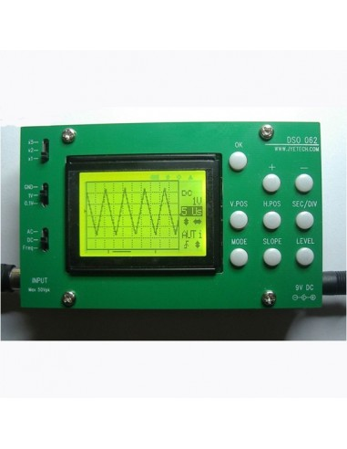 Цифровой осциллограф DSO062 (конструктор)