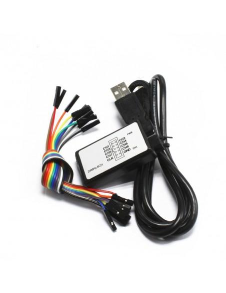 USB Logic Analyze 24M 8CH