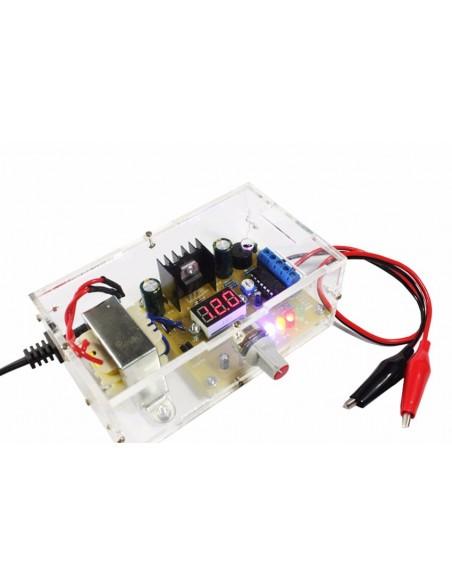 Power supply (1.25 V - 12.5 V) (1.5 W)
