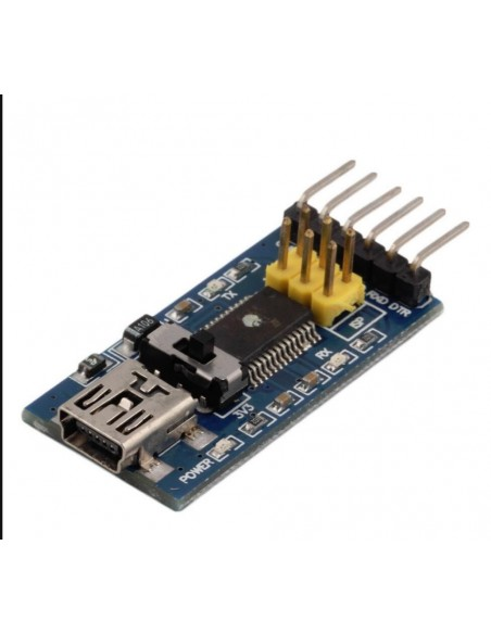 USB To TTL FT232RL Serial IC Adapter