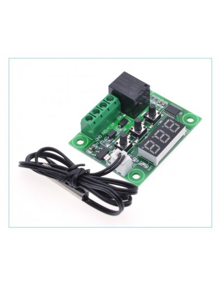 W1209 DC 12V thermostat