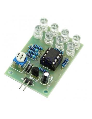 LM358 Breathing Lamp Electronics DIY Kit