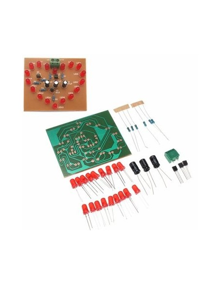 Heart Circulation Module 18 Red LED