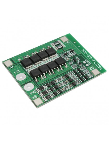 3S 25A Li-ion Lithium Battery 18650 Charger Protection Board