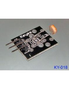 Photo resistor module