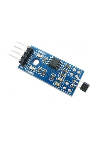 Hall Sensors Module 3144E