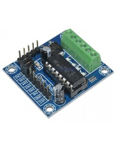 L293D 4-Channel Motor Drive Shield
