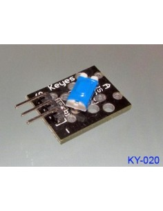 Slīpums sensors - moduls