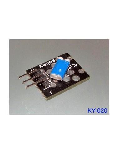 Tilt switch module