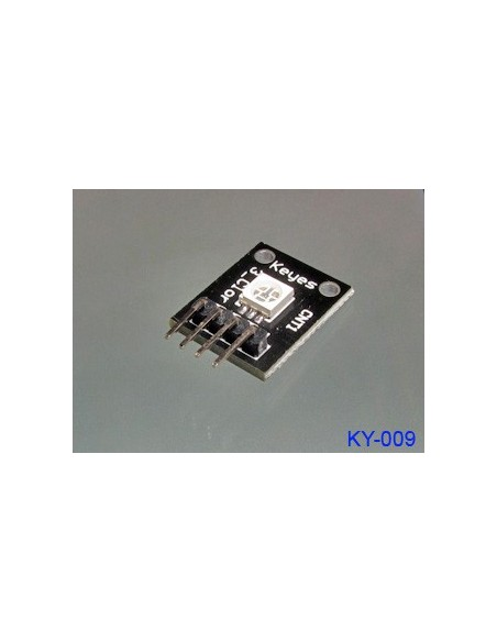 3-color full-color LED SMD modules