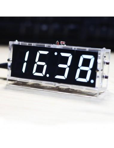 Digital Clock DIY - 03