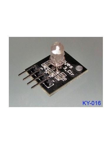 3 krāsu LED SMD modulis