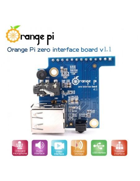 Orange Pi Zero Expansion board