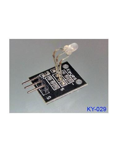 Yin Yi 2-color LED module 3MM