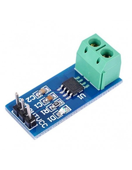 30A Hall Current Sensor ACS712