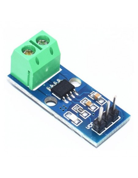 20A Hall Current Sensor ACS712