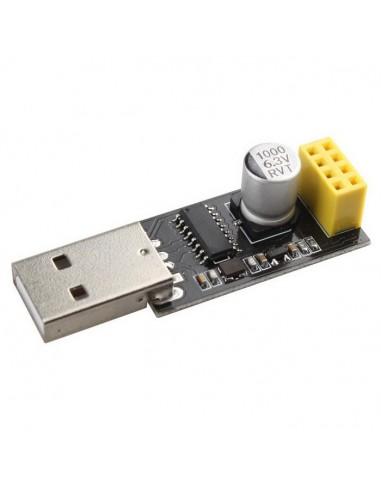 USB to ESP8266 WIFI module adapter