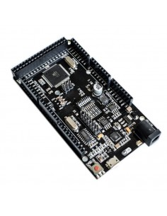 MEGA+WiFi R3 ATmega2560+ESP8266, flash 32MB, USB-TTL CH340G, Micro-USB