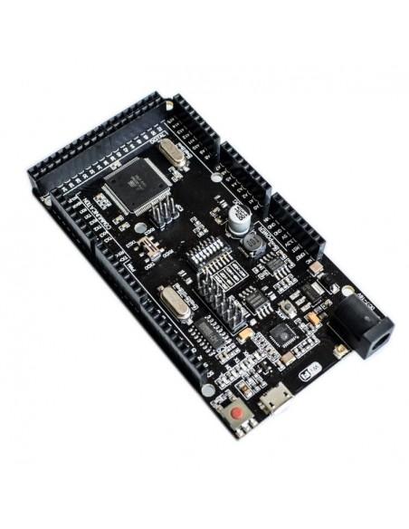 MEGA 2560 +WiFi R3 ATmega2560+ESP8266, flash 32MB, USB-TTL CH340G, Micro-USB