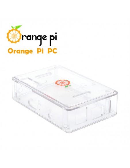 Orange PI PC ABS Transparent Case