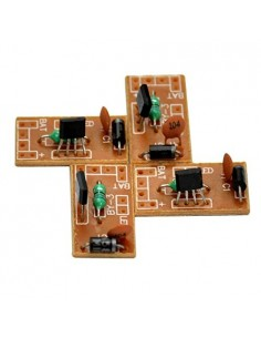 QX5252 Solar LED drive board