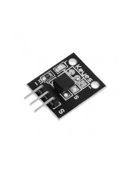 Temperature sensors - DS18B20