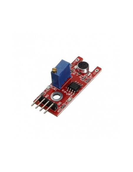 Sound Microphone Sensor Detection Module For Arduino