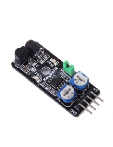 Intelligent Car Obstacle Avoidance Sensor Module For Arduino