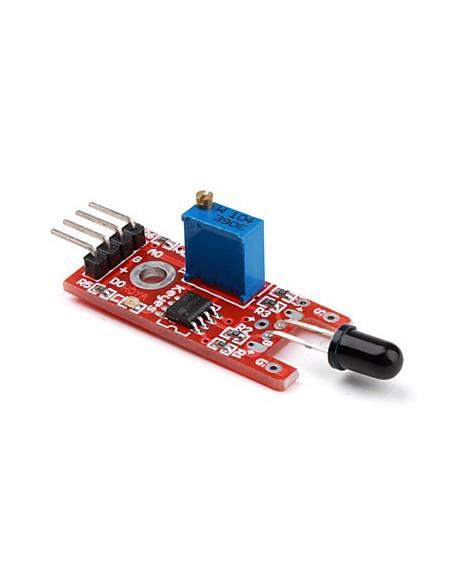 Flame sensor