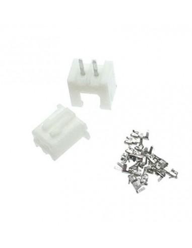2 Pin Header Connector 2.54mm XH2P