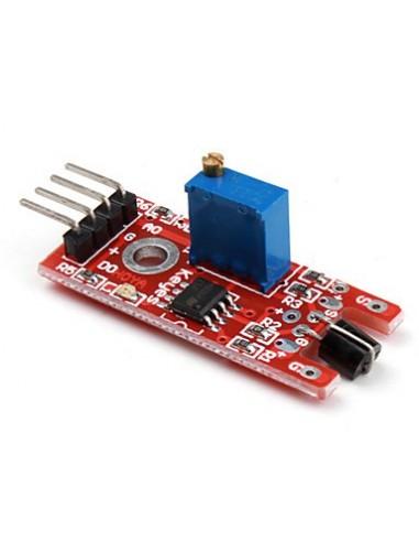 Pieskārienu sensors
