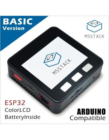 M5Stack ESP32 Black Basic Core Development Kit