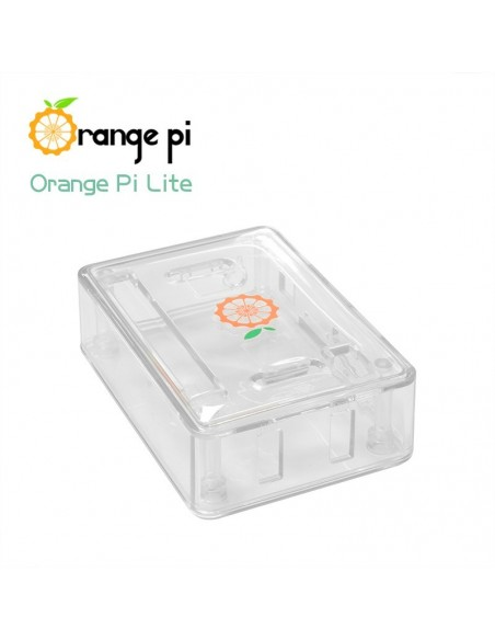 Orange PI Lite ABS Transparent Case