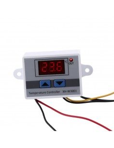 HX-W3001 12V Digital Temperature Controller