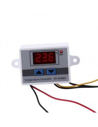 12V Digital Temperature Controller