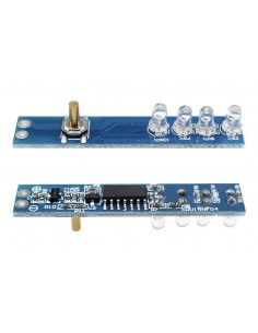 1S 2S 3S 4S Lithium Battery Capacity LED Indicator