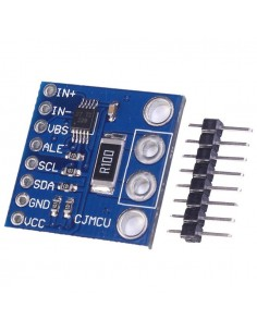 INA226 IIC current, voltage, and power monitoring sensor