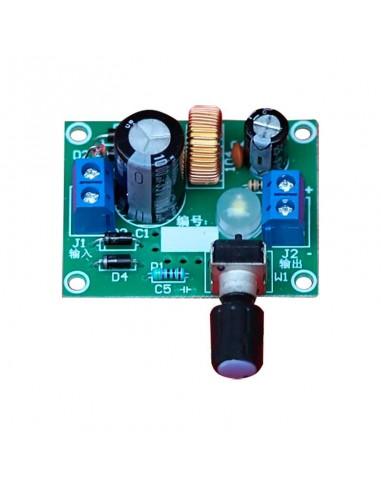 DIY Kit LM2596 Adjustable Voltage Stabilizer