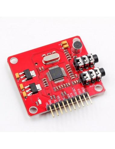 VS1053 MP3 Module With SD Card Slot