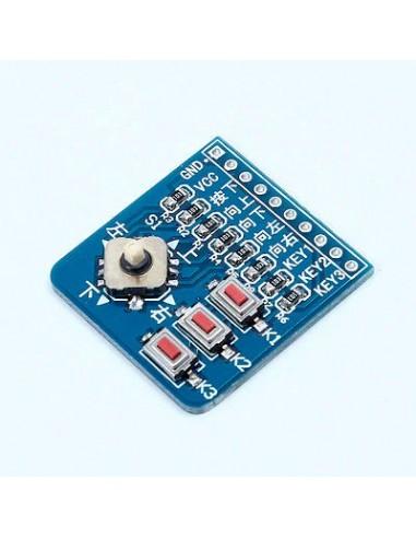 Navigation Button Module