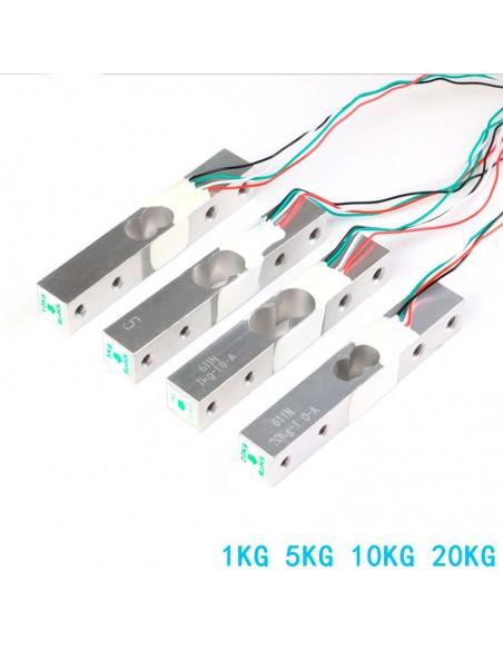 Cantilever Load Cell Sensors (Pressure Sensor) 1KG 5KG 10KG 20KG
