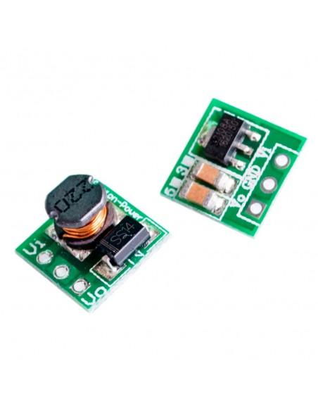 DC-DC 0.9-5V to DC 5V Step-UP Boost Voltage Converter Modul