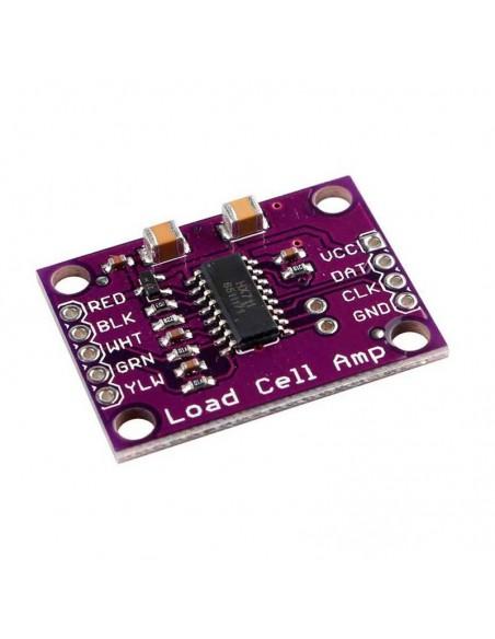 HX711 - Weighing Sensor 24 Bit Precision (purple)