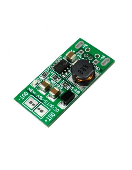 ME2149F DC-DC 2-6V to 5-16V Step Up Converter  8W USB