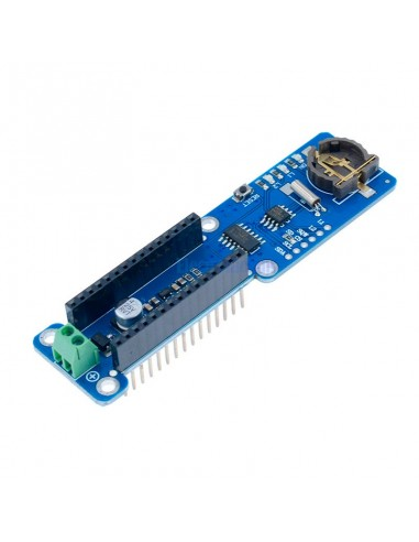 Nano V3.0 Data Logging Shield (SD Card Interface and RTC)