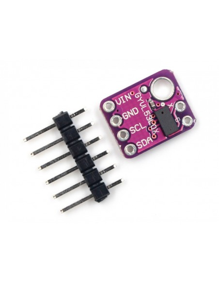 VL53L0X World smallest Time-o f-Flight (ToF) laser ranging sensor