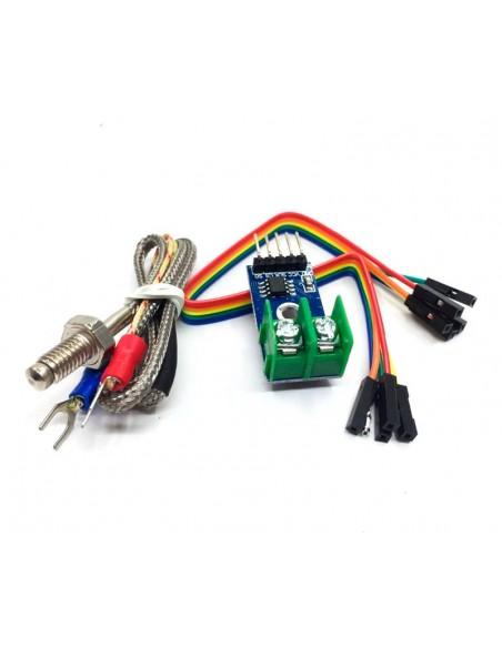 MAX6675 K-TYPE Thermocouple 0C-800C
