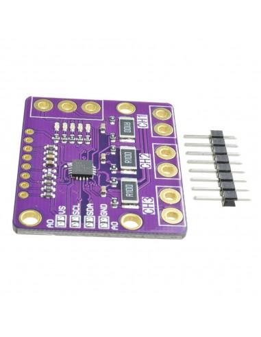 INA3221 I2C interface & SBUS