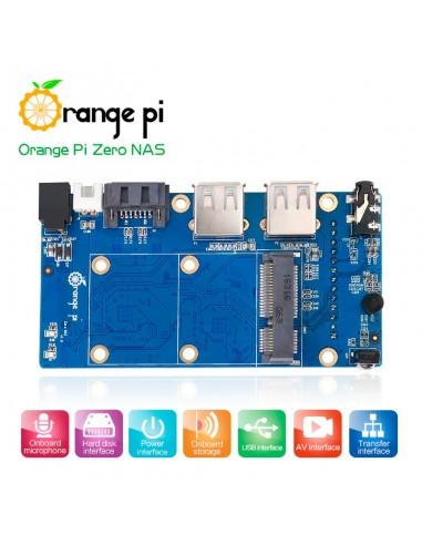 Orange Pi NAS Expansion board Interface board Development board beyond Raspberry Pi